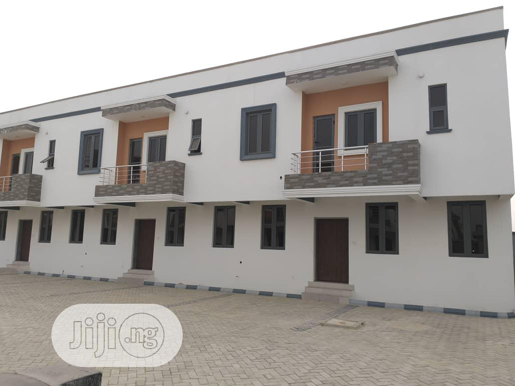 Newly Built 4 Bedroom Duplex With A BQ For Sale At Lekki | Houses & Apartments For Sale for sale in Lekki Phase 2, Lagos State, Nigeria
