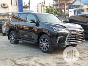 Lexus LX 570 2019 Two-Row Black | Cars for sale in Lagos State, Ikeja