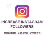 Increase Your Instagram Followers | Computer & IT Services for sale in Lagos State