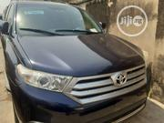 Toyota Highlander 2012 Limited Blue   Cars for sale in Oyo State, Ibadan