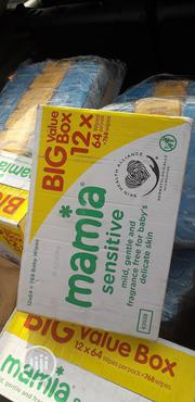 Mamia Uk Wipes | Baby & Child Care for sale in Lagos State, Ajah
