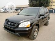 Honda Pilot 2005 LX 4x4 (3.5L 6cyl 5A) Black | Cars for sale in Lagos State, Alimosho