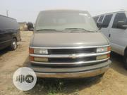 Chevrolet Express 2008 Passenger Van LS 3500 Gray | Buses & Microbuses for sale in Lagos State, Ojodu