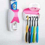 Toothpaste Dispenser/Brush Holder | Home Accessories for sale in Lagos State, Lagos Island