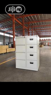 4 Drawer Office Metal Cabinet | Furniture for sale in Lagos State, Ojo