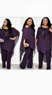 Quality Turkish Women's Purple Outfit | Clothing for sale in Lagos State, Lagos Island