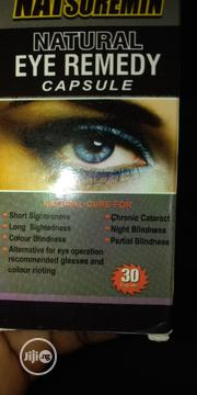 Natural Eye Remedy Capsule | Vitamins & Supplements for sale in Lagos State