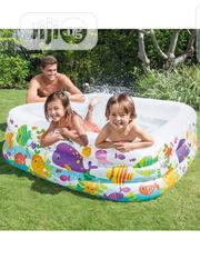 Intex Swim Center Clearview Aquarium Inflatable Pool, For Ages 3+ | Babies & Kids Accessories for sale in Lagos State, Ojo