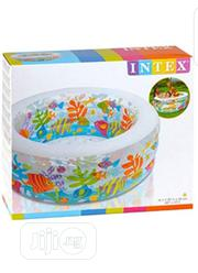 Intex 58480 Inflatable Aquarium Swimming Pool For Kids | Toys for sale in Lagos State, Ojo