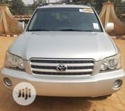 Toyota Highlander 2003 Silver | Cars for sale in Anambra State, Awka