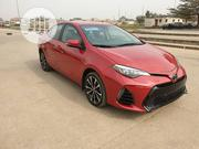 Toyota Corolla 2017 Red | Cars for sale in Lagos State, Gbagada
