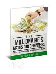Millionaire's Maths For Beginners | Books & Games for sale in Rivers State, Port-Harcourt