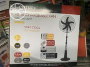 Rechargeable Fan. | Home Appliances for sale in Lagos State, Lagos Island