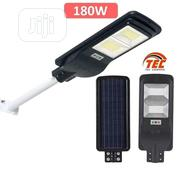 180w Soler Street Light With Remote Control And Sensor Very Bright,6/6 | Solar Energy for sale in Nasarawa State, Nasarawa