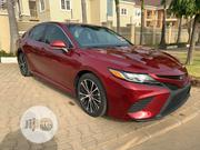 Toyota Camry 2018 SE FWD (2.5L 4cyl 8AM) Red | Cars for sale in Abuja (FCT) State, Wuse 2