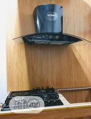 Inbuilt Cooker And Kitchen Hood Extractor | Kitchen Appliances for sale in Imo State, Owerri