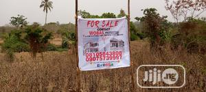6plots of Land in a Serene Environment Is for Sale at Oba Ile, Akure