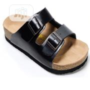 Simple Double Buck - Black | Shoes for sale in Lagos State, Isolo