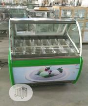 12 Bowls Ice-cream Display Machine | Store Equipment for sale in Lagos State, Epe