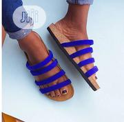 Ladies Free Foot - Blue   Shoes for sale in Lagos State, Isolo