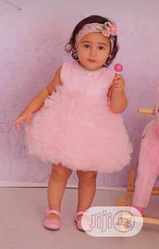 Quality Turkey Pink Gown | Children's Clothing for sale in Rivers State, Port-Harcourt