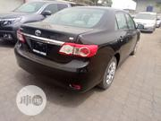 Toyota Corolla 2012 Black | Cars for sale in Lagos State