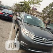 Toyota Highlander 2013 Limited 3.5l 4WD Gray   Cars for sale in Lagos State, Ikeja