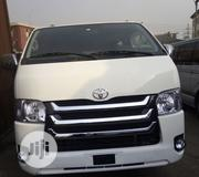 Tokunbo Toyota Hiace Bus 2008 White For Sale | Buses & Microbuses for sale in Lagos State, Lagos Island