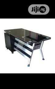 Glass Office Table | Furniture for sale in Lagos State, Ikeja