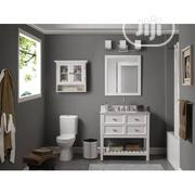Scot Living 36-in W. Bathroom Vanity With Stone Top And Mirror | Home Accessories for sale in Lagos State