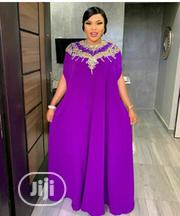 New Female Purple Maxi Long Gown   Clothing for sale in Lagos State, Victoria Island