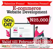 Website Design Development | Computer & IT Services for sale in Lagos State, Ikeja