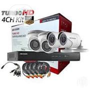 Hikvision 4 Channel Turbo HD DVR Kit | Security & Surveillance for sale in Lagos State, Ikeja
