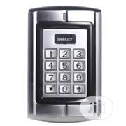 Sebury BC-2000 125khz RFID EM ID Card Metal Stand-alone Access Control | Security & Surveillance for sale in Lagos State, Ikeja