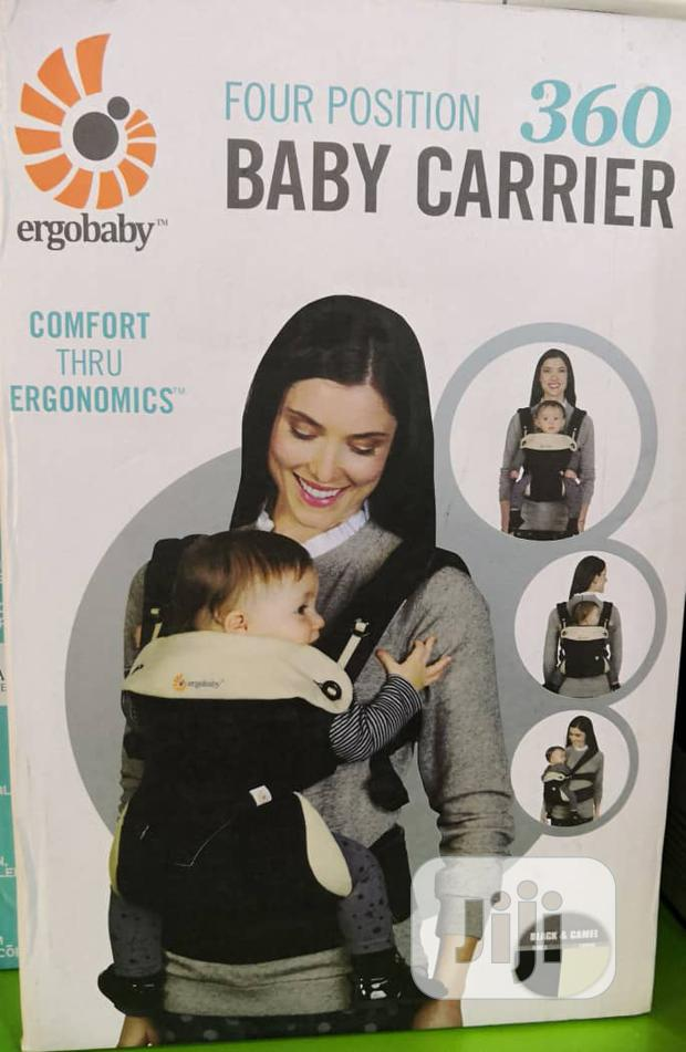 Erogobaby Four Position 360 Baby Carrier