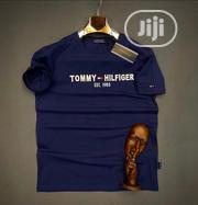 Authentic Tommy Hilfiger T-Shirts(White, Vlue, Black, Green) | Clothing for sale in Lagos State, Alimosho
