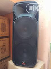 Double Speaker Pa System   Audio & Music Equipment for sale in Lagos State, Ojo