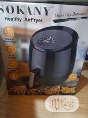 Sokany Healthy Air Fryer | Kitchen Appliances for sale in Lagos State, Lagos Island