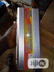 12v,2000watt Inverter With Chager | Electrical Equipment for sale in Ondo State, Akure