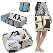 3 In 1 Baby Bed And Diaper Bag | Baby & Child Care for sale in Lagos State, Ikeja
