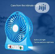 Rechargeable Portable Mini Fan   Home Appliances for sale in Lagos State, Ikeja