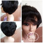 Short Human Hair Wig | Hair Beauty for sale in Lagos State, Ojodu