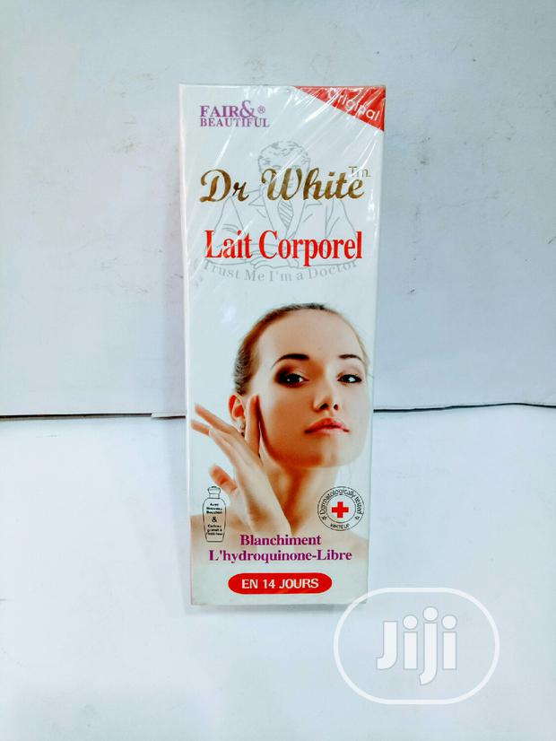 Dr White Lotion