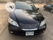 Lexus ES 2009 350 Black | Cars for sale in Abuja (FCT) State, Wuse