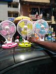 Rechargeable Fan With Led Lights   Home Appliances for sale in Kosofe, Lagos State, Nigeria