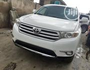 Toyota Highlander 2012 Limited White   Cars for sale in Oyo State, Ibadan
