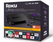 Roku Ultra | Streaming Media Player 4K/HD/HDR | TV & DVD Equipment for sale in Lagos State, Ikeja