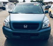 Honda Pilot 2005 EX 4x4 (3.5L 6cyl 5A) Blue   Cars for sale in Lagos State, Ikeja