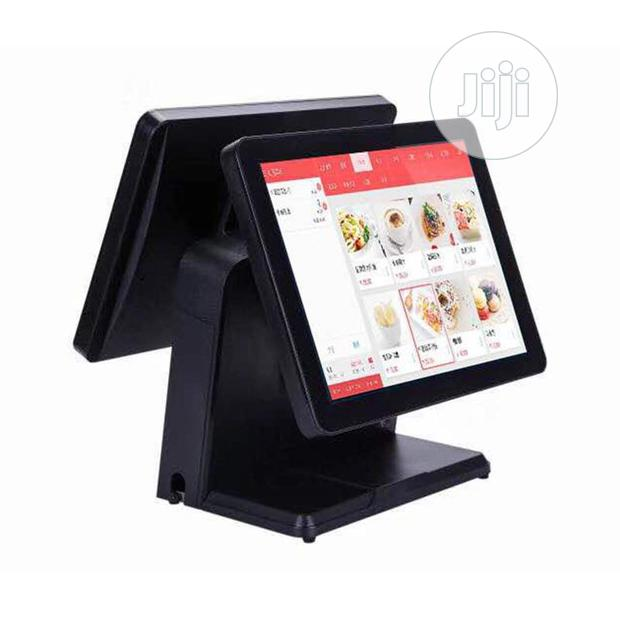 Cash Register And Pos