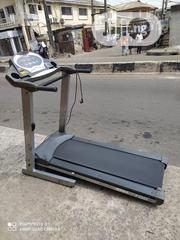 Tokunbo or Fairly Used London Use York Fitness T700 3.5hp Treadmill | Sports Equipment for sale in Lagos State, Surulere